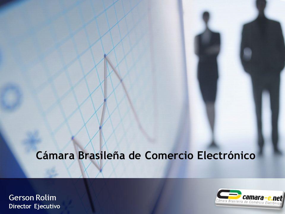 Gerson Rolim Director Ejecutivo Cámara Brasileña de Comercio Electrónico