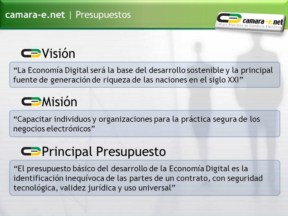 camara-e.net | Presupuestos La Economía Digital será la base del desarrollo sostenible y la principal fuente de generación de riqueza de las naciones