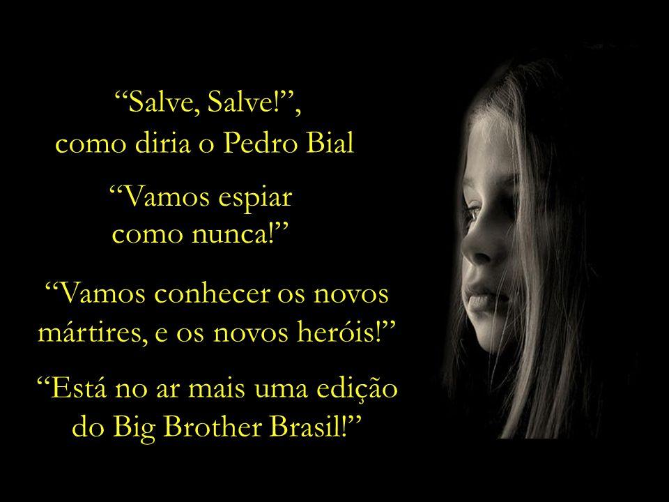 ...levantamento do Ibope constata que as crianças brasileiras passam em média cinco horas diárias em frente à TV.