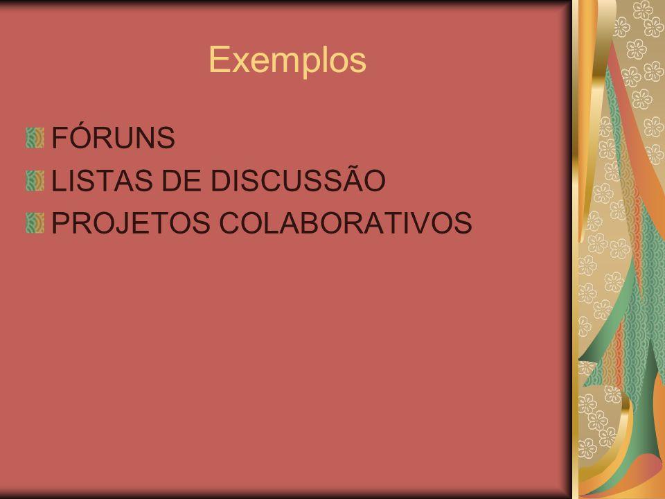 PROJETOS COLABORATIVOS @