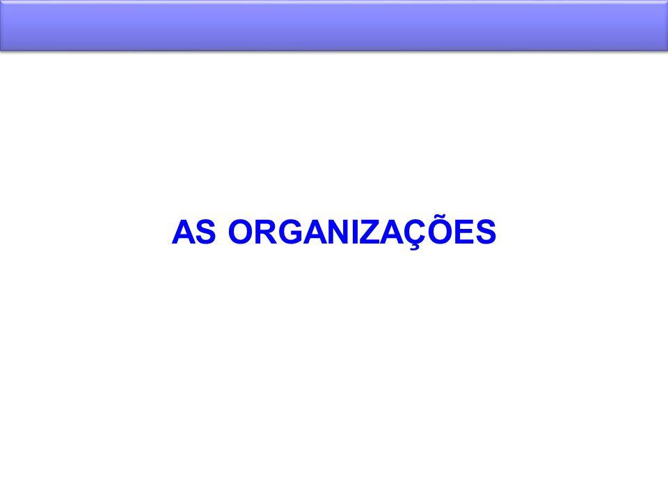 DINÂMICA AMBIENTAL As organizações, como já abordamos anteriormente, estão sujeitas a diversas condições e influências originárias de suas tarefas, setor de atividade econômica e tecnologia empregada na execução de suas atividades.