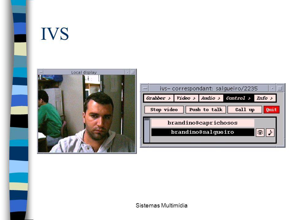Sistemas Multimídia IVS