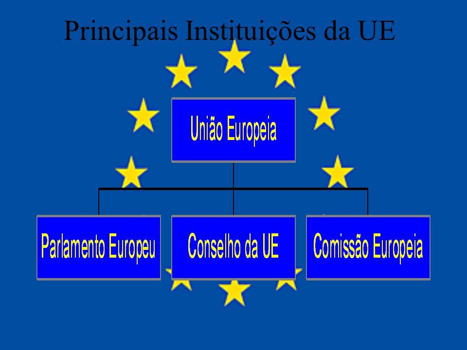 Criado em 1967 quando as instituições das três comunidades europeias se fundiram.