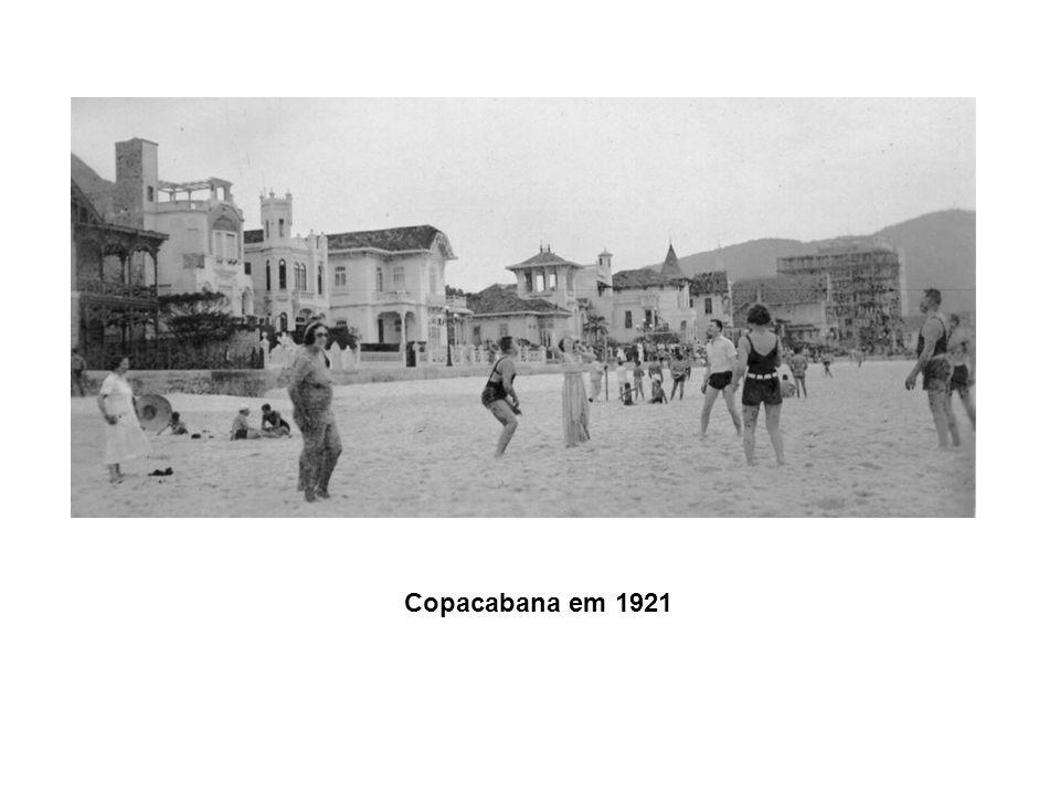 Copacabana em 1921