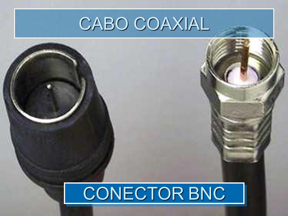 CONECTOR BNC CABO COAXIAL
