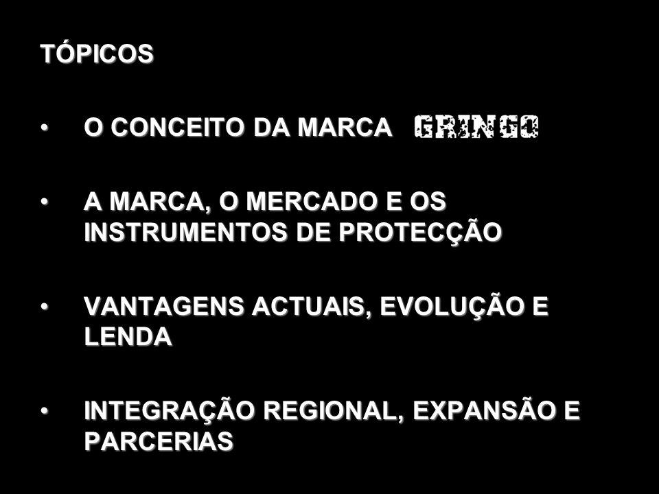 TÓPICOS O CONCEITO DA MARCAO CONCEITO DA MARCA A MARCA, O MERCADO E OS INSTRUMENTOS DE PROTECÇÃOA MARCA, O MERCADO E OS INSTRUMENTOS DE PROTECÇÃO VANT