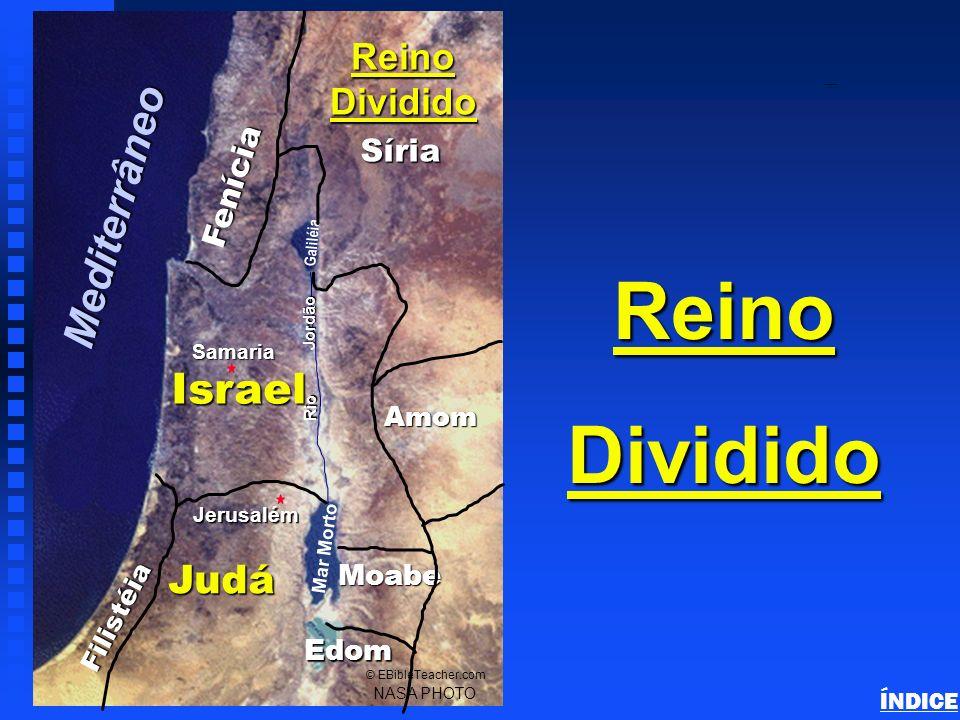 824 aC 640 aC Império Assírio Judá © EBibleTeacher.com Egito Assyrian Empire ÍNDICE