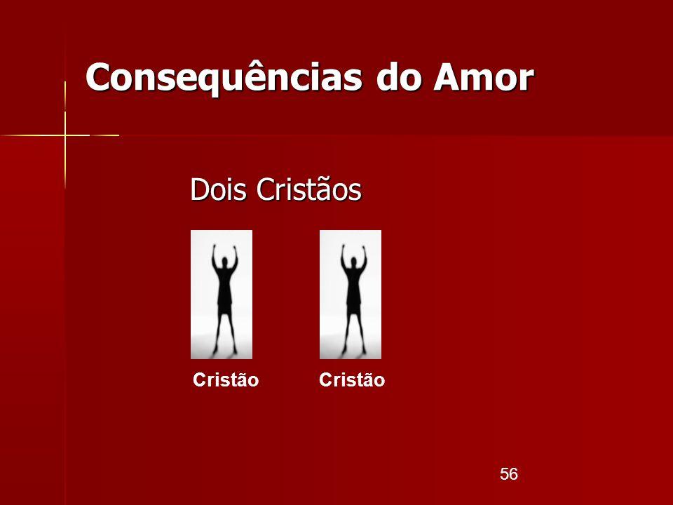 56 Consequências do Amor Dois Cristãos Dois Cristãos Cristão Cristão
