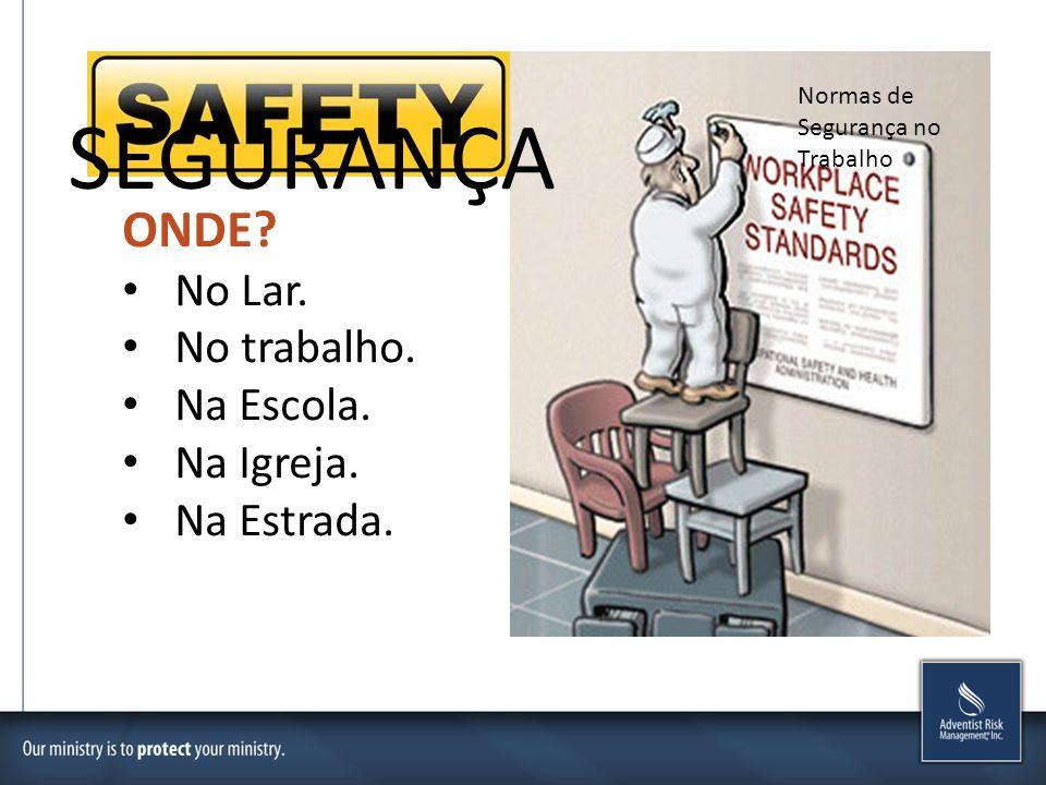 Teoria de HEINRICH 85% dos acidentes ocorrem devido ao comportamento HUMANO.