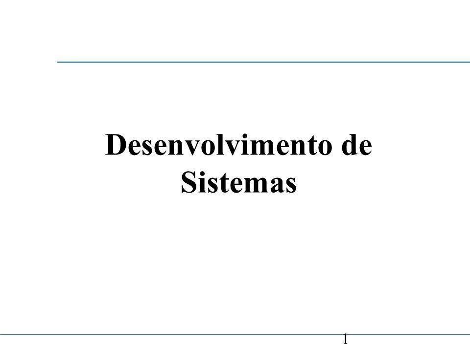 Desenvolvimento de Sistemas 1