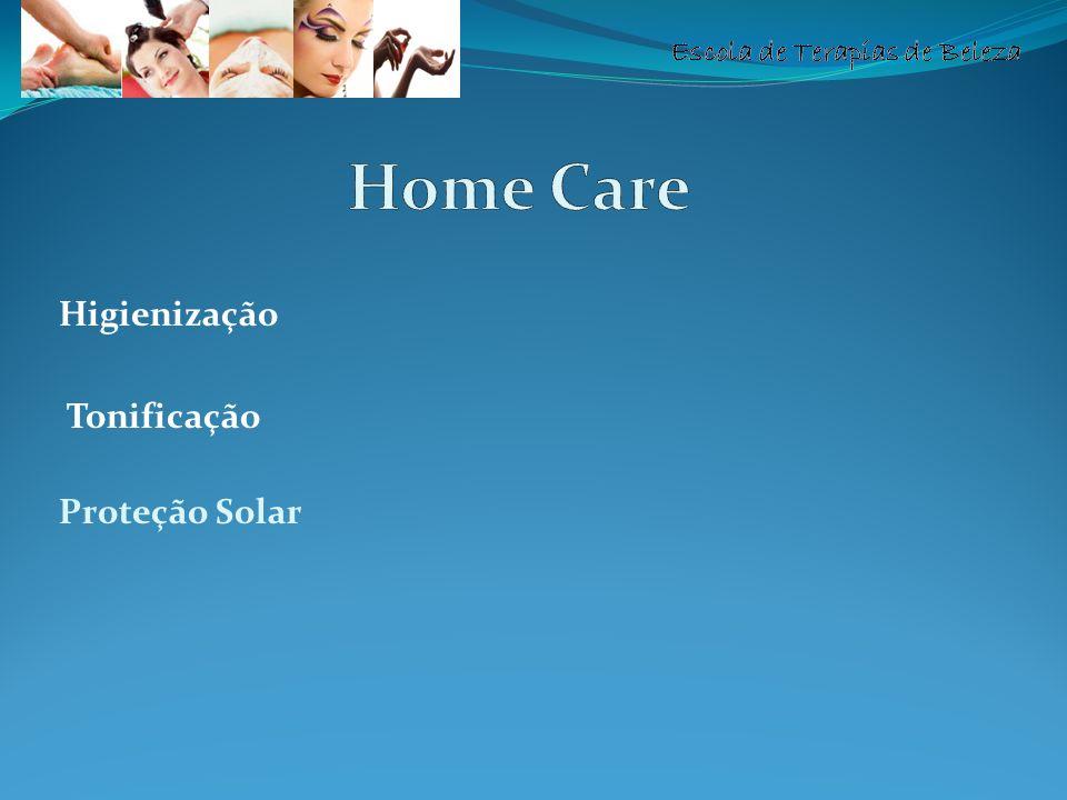 Escola de Terapias de Beleza Higienização Tonificação Proteção Solar