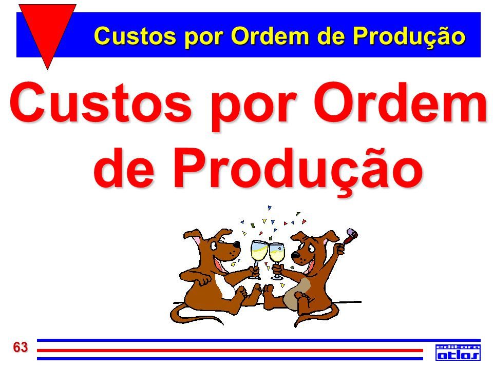 63 Custos por Ordem de Produção