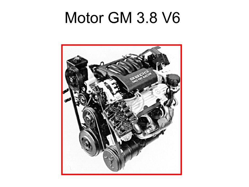 Motor GM 3.8 V6