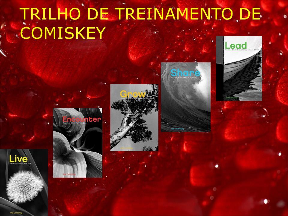 TRILHO DE TREINAMENTO DE COMISKEY