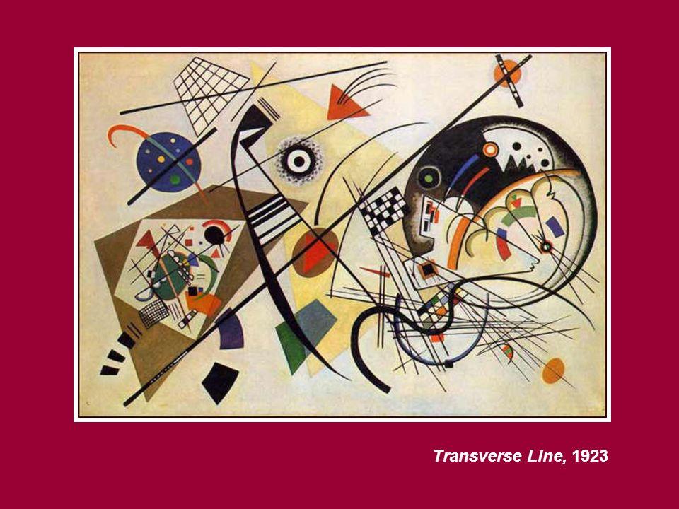 Transverse Line, 1923