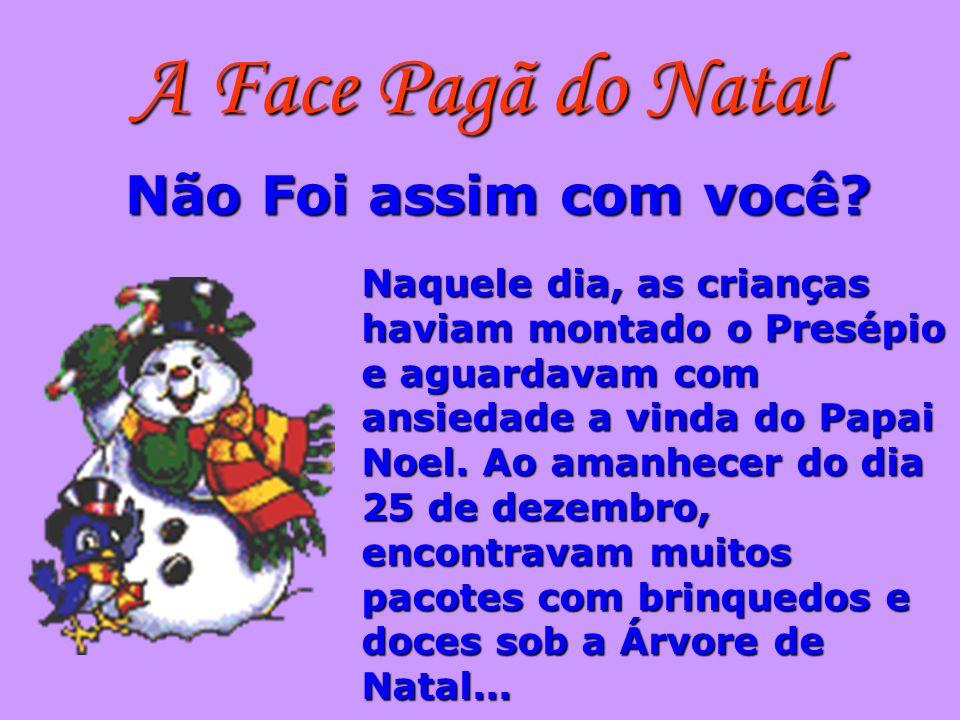 A Face Pagã do Natal...nove meses depois: SETEMBRO: é o mês do nascimento de Jesus.