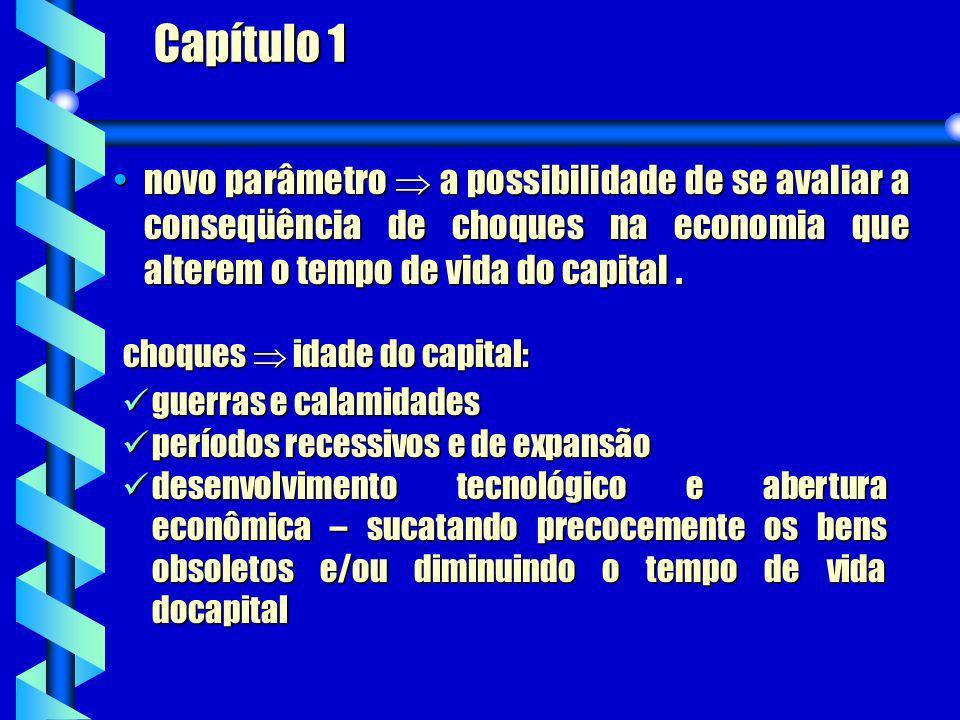 Capítulo 1 choques idade do capital: guerras e calamidades guerras e calamidades períodos recessivos e de expansão períodos recessivos e de expansão d