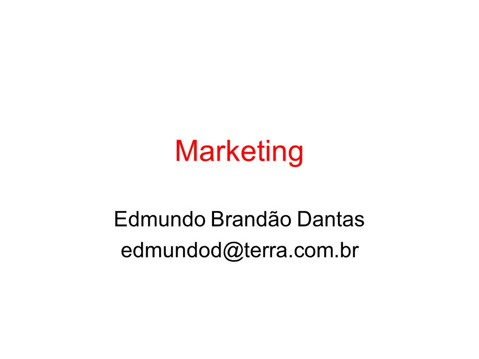 Marketing direto integrado Crescimento do marketing direto