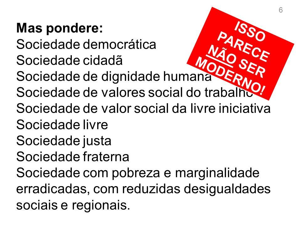BRASIL CONTEMPORÂNEO CONFLITO TRABALHO X CAPITAL Polêmica: Questão da hipossuficiência do trabalhador na ordem continua firme e sem solução, pois trata-se de debate de natureza ideológica.