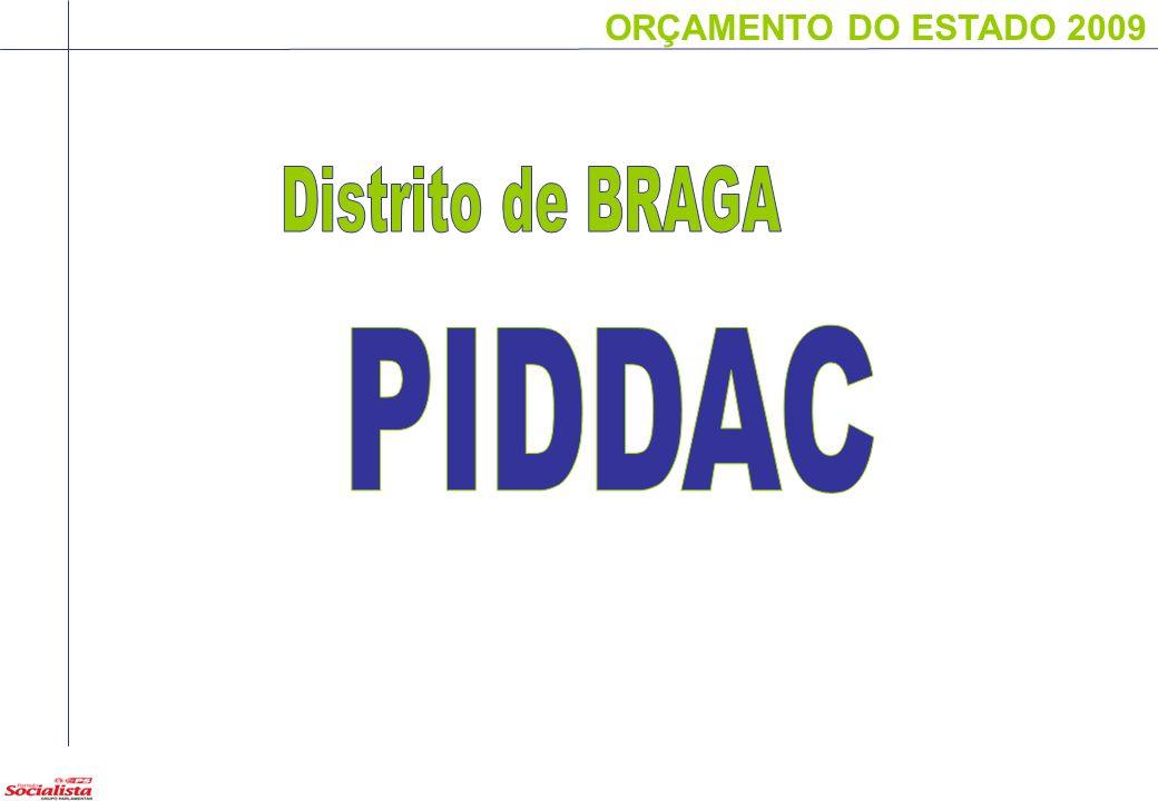 ORÇAMENTO DO ESTADO 2009