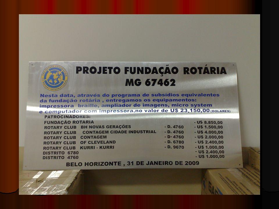 Procure um Rotary Club mais próximo de sua casa.
