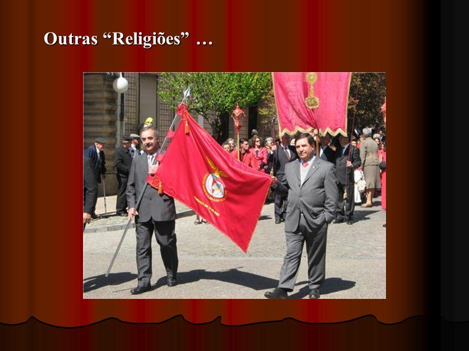 Outras Religiões …