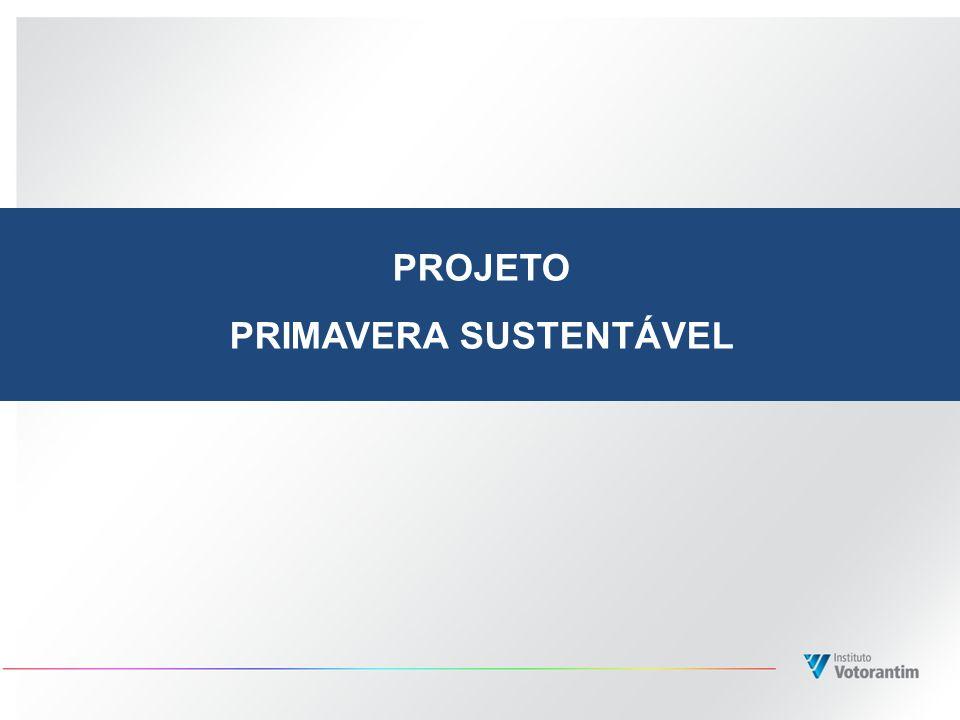 PROJETO PRIMAVERA SUSTENTÁVEL