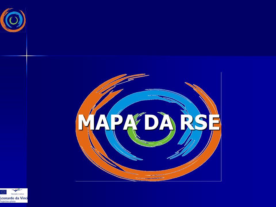 MAPA DA RSE
