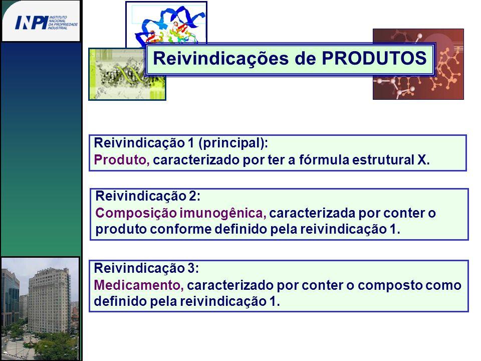 Reivindicação 2: Composição imunogênica, caracterizada por conter o produto conforme definido pela reivindicação 1. Reivindicação 3: Medicamento, cara