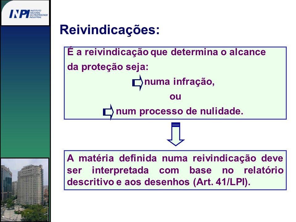 PedidodePatente Modificações no Pedido de Patente - Retificações de erros datilográficos ou de tradução.