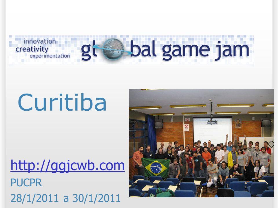 Curitiba http://ggjcwb.com PUCPR 28/1/2011 a 30/1/2011