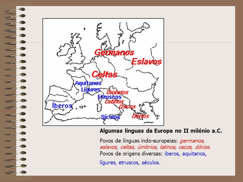 O período de expansão celta veio entretanto a sofrer uma reviravolta e, devido à pressão exterior, principalmente romana, o espaço ocupado por este po