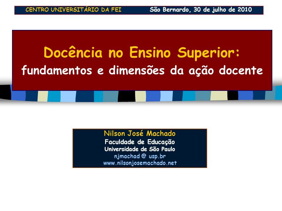 Conhecimento como mercadoria: dimensões concreto abstrato não-codificado codificado difundido não-difundido 0% 100% CENTRO UNIVERSITÁRIO DA FEI São Bernardo, 30 de julho de 2010