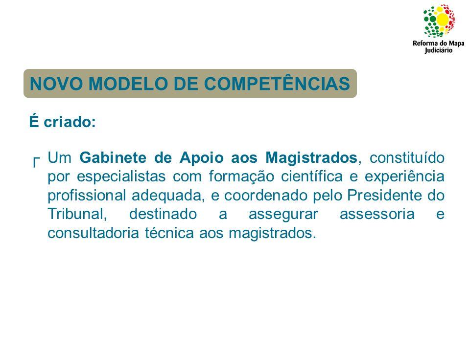 Distritos Judiciais: Alinhamento com as NUTE II > Norte [Porto] > Centro [Coimbra] > Lisboa e Vale do Tejo [Lisboa] > Alentejo [Évora] > Algarve [Faro] NOVA MATRIZ TERRITORIAL