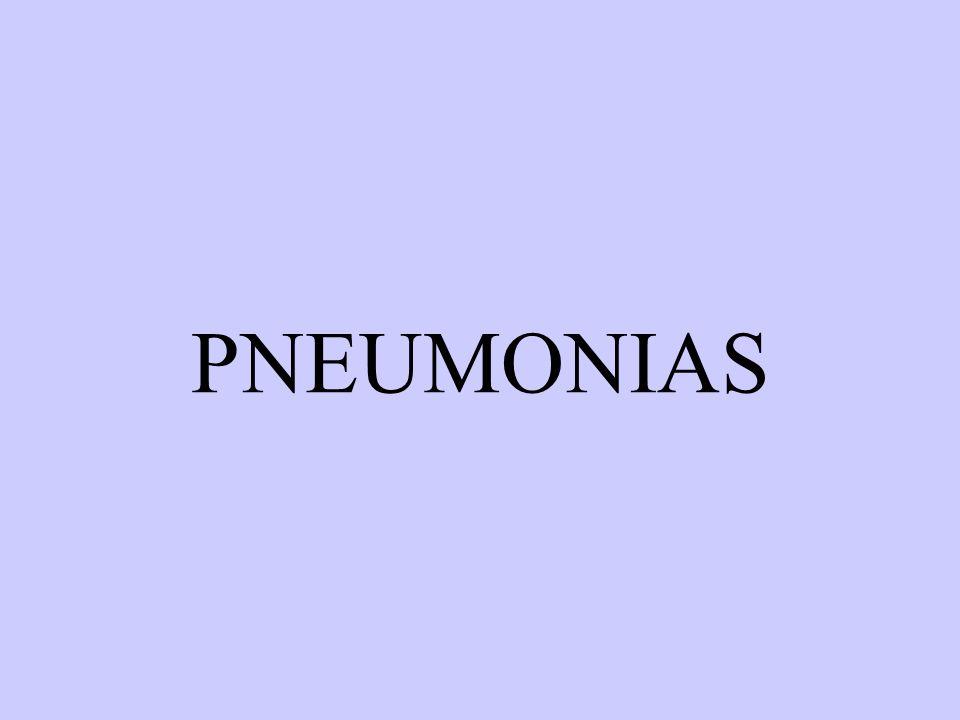 PNEUMONIAS