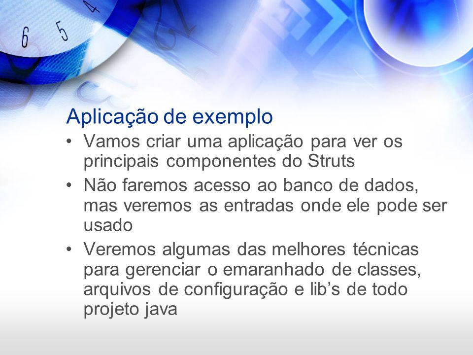 PaginaPrincipal.jsp.: Alô Mundo - Struts :.