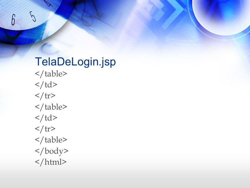 TelaDeLogin.jsp