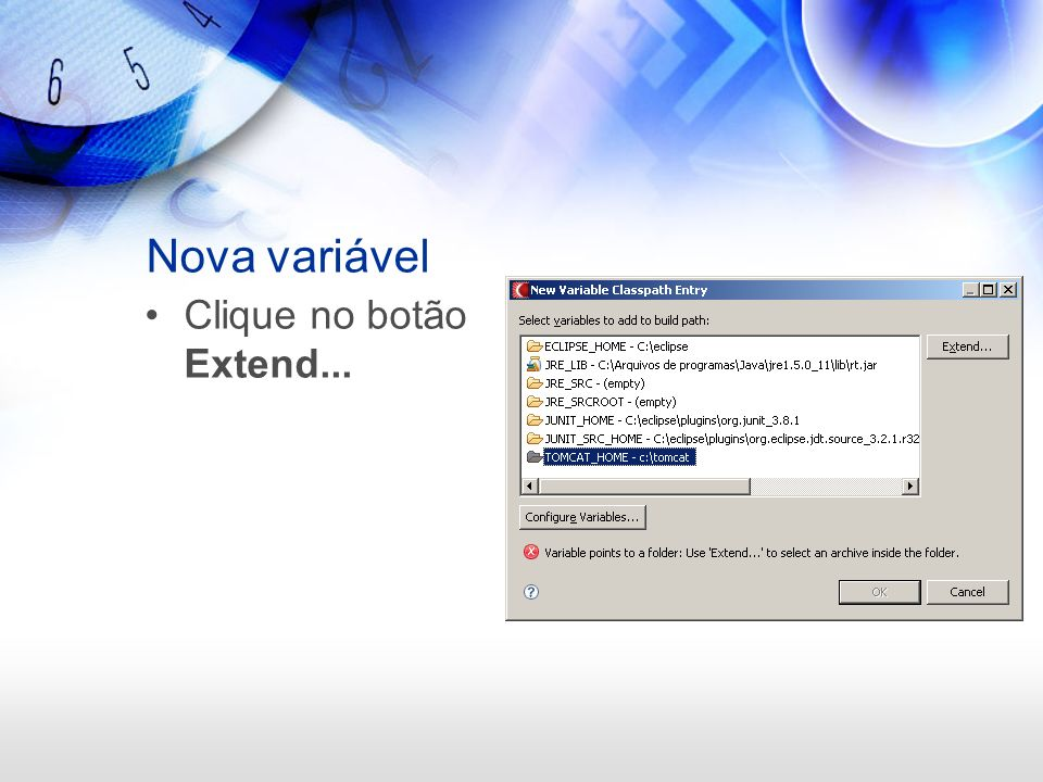 DAOUsuario package com.alomundo; public class DAOUsuario { public boolean validaUsuario(String nome, String senha) { if (senha.equals( senha )) { return true ; } return false ; }