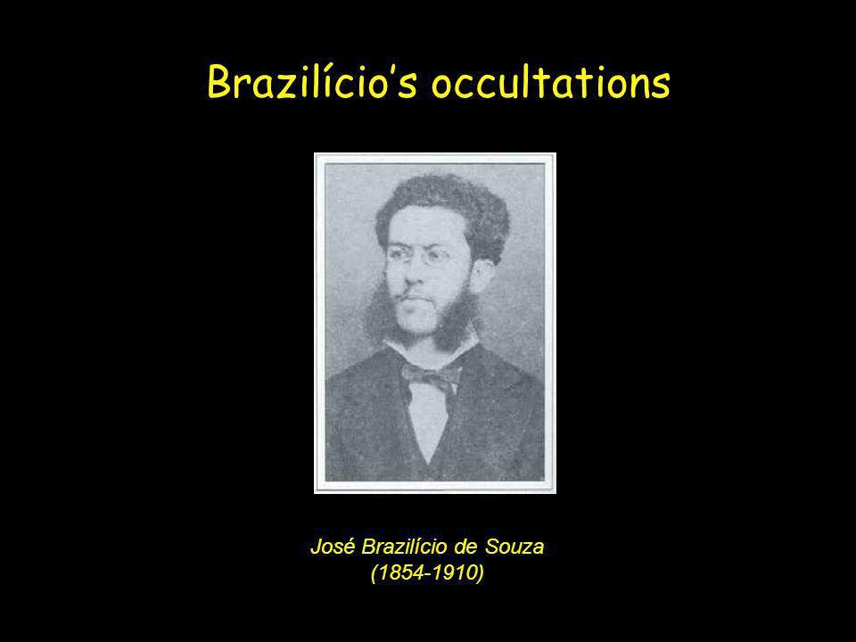 Brazilícios occultations José Brazilício de Souza (1854-1910)
