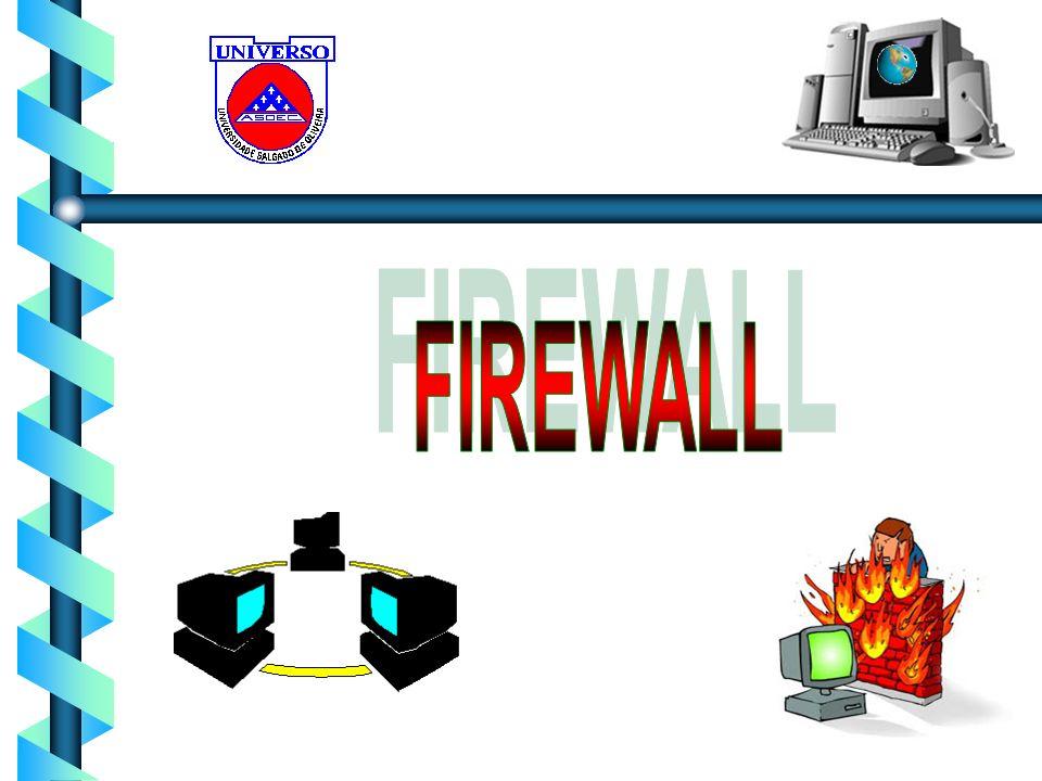 2 Roteiro b Introdução b Características do Firewall b Tipo de Firewall Filtro de PacotesFiltro de Pacotes Servidores ProxyServidores Proxy b Tipos avançados de Firewall Bastion HostBastion Host Firewalls híbridosFirewalls híbridos