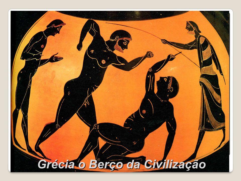 Divisão histórica da Grécia: Período Homérico: 1100 a 800 a.C criação dos poemas a Ilíada e Odisséia.