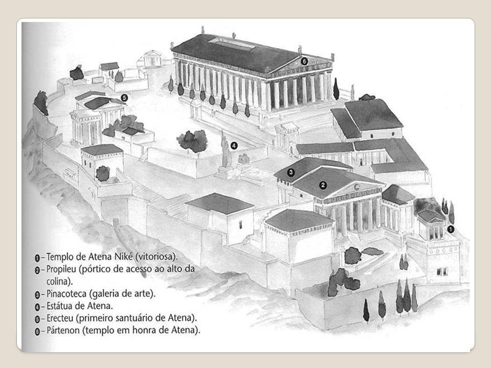 Período Clássico: a pólis de Atenas