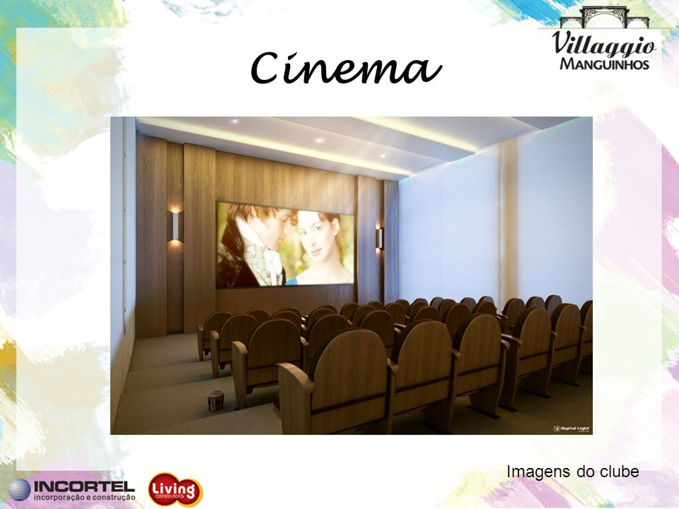 Cinema Imagens do clube