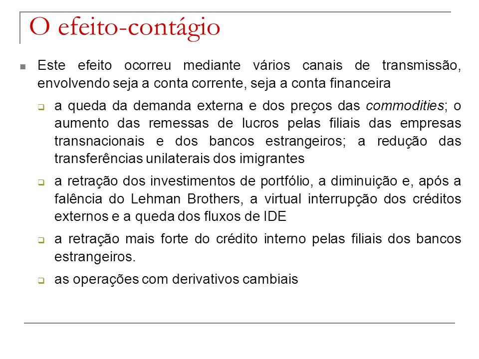 Derivatives Trading Volume – millions of US dollars Source: Brazilian Mercantile & Futures Exchange (http://www.bmf.com.br)