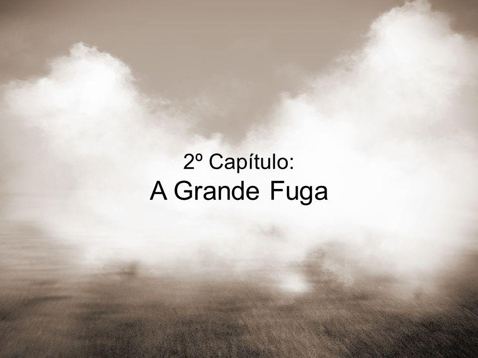 2º Capítulo: A Grande Fuga