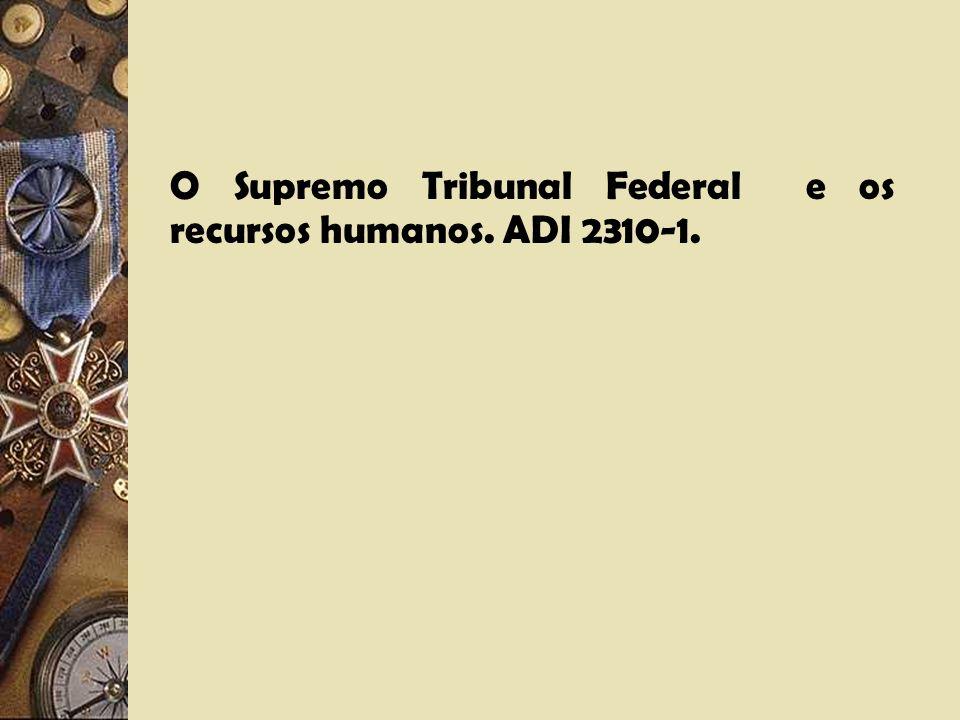 Agências Reguladoras e regime de pessoal. O regime da Consolidação das Leis do Trabalho e sua impropriedade.