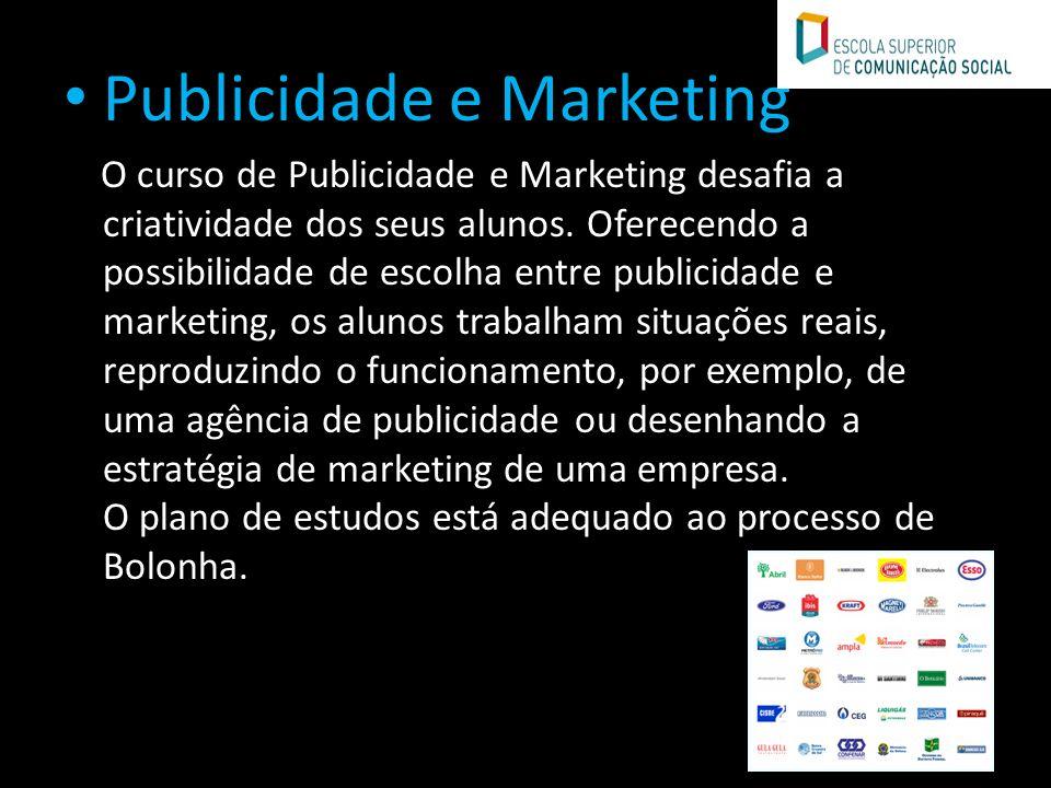 Saídas Profissionais Jornalismo profissional - imprensa, rádio, televisão, agência ou suporte digital Produção de conteúdos para publicações jornalíst