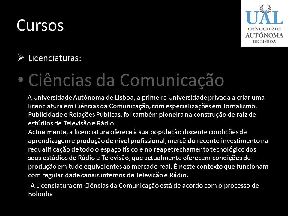 A faculdade A Universidade Autónoma de Lisboa encontra-se instalada no palácio dos Condes do Redondo. Com o actual estilo seiscentista, fruto da evolu