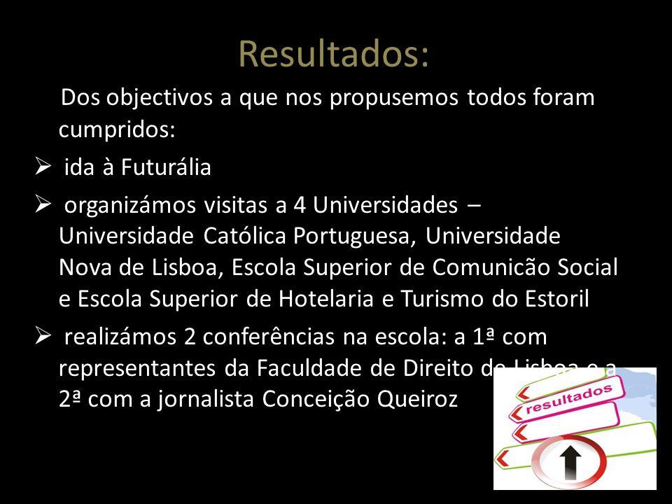 Direito Rede Pública: Universidade Nova de Lisboa Clássica (Faculdade de Direito da Universidade de Lisboa) Rede Privada: Universidade Católica Portuguesa Universidade Autónoma de Lisboa