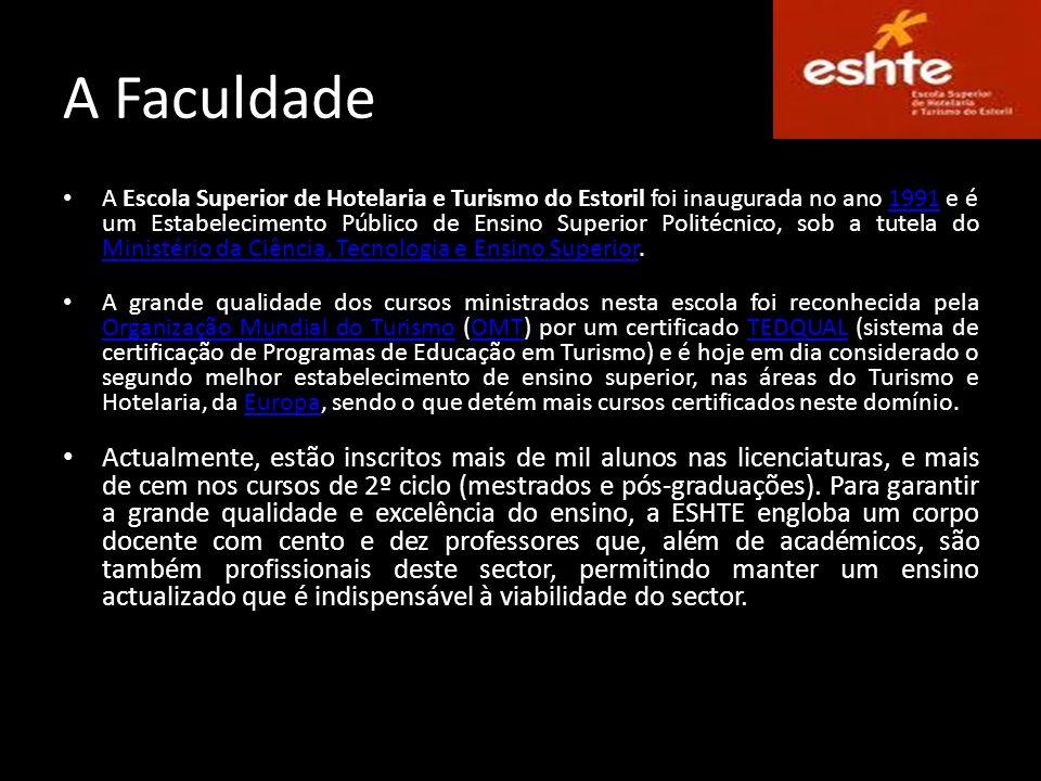 Escola Superior de Hotelaria e Turismo do Estoril (ESHTE)
